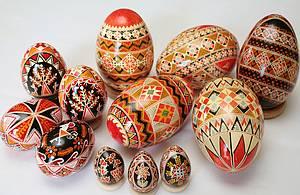 Artesanato ucraniano é típico da capital paranaense