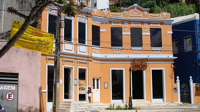 Bataclan - fachada