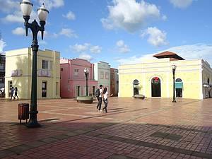 Mercado Municipal: Espaço é colorido e bem preservado<br>