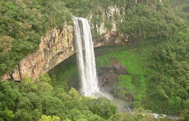 Cachoeira Caracol