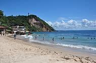 Praia deliciosa e charmosa!!
