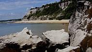 Uma das praias mais bonitas do Brasil.