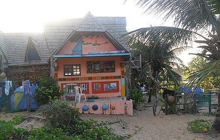 Aldeia Hippie - Casa