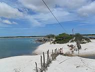Areia Branquinha e o Azul , Lindo