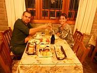 Um brinde a Casa Fracalossi