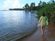 Maré Cheia em Barra Grande