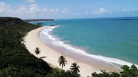 Mirante da Praia do Coqueirinho