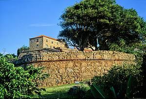 Passeio de escuna pelas ilhas e fortalezas