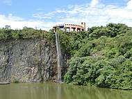 Passeio pelo Linha Turismo - Parque Tanguá