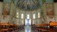Interior da Basílica de Sto Antonio