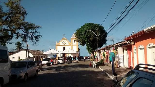 Centro Histórico de Arraial D' Ajuda