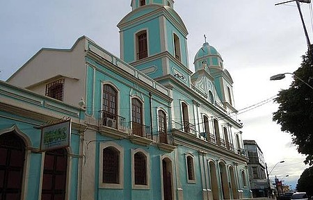 Igreja Padroeiro - Pérola do Tapajós