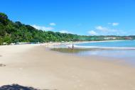 Extensão da Praia