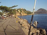 Point de pesca.