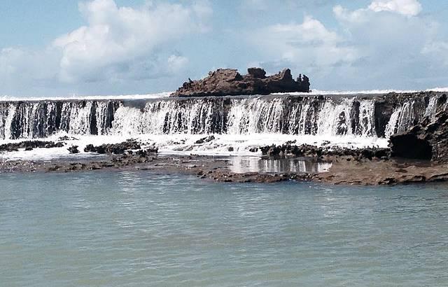 Barra de S�o Miguel. Lado Sul de Macei�.