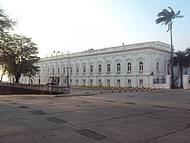 Sede do Gov.do Maranhão,Construido no Século 17 plos franceses