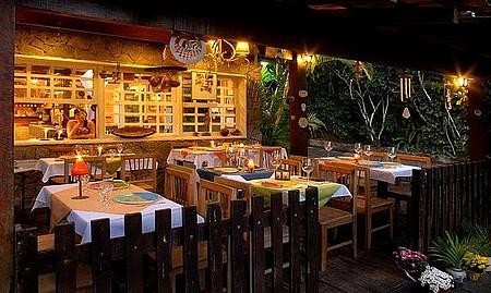 Restaurante Angra dos Reis Boutique Hotel - O restaurante