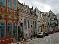Não sei o nome da Rua, mas é linda!