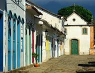 Walking Tour Paraty