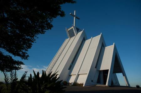 Santuario das Mercês - Bela e singela construção