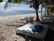 Cabana Praia Branca na praia de Mutá - Porto Seguro/BA