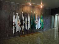 Subsolo do Monumento