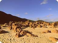Descida da Pedra do Urubu.