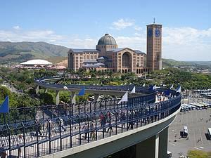 Santuário Nacional / Basílica Nova