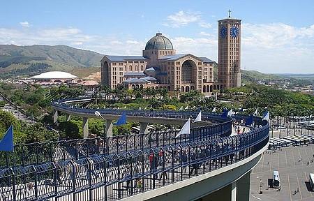 Santuário Nacional / Basílica Nova - Devoção