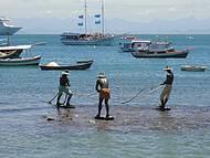 Os três pescadores