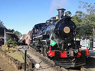 Maria Fumaça - Trem das Águas