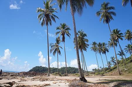 Praias de Itacaré - Praias urbanas