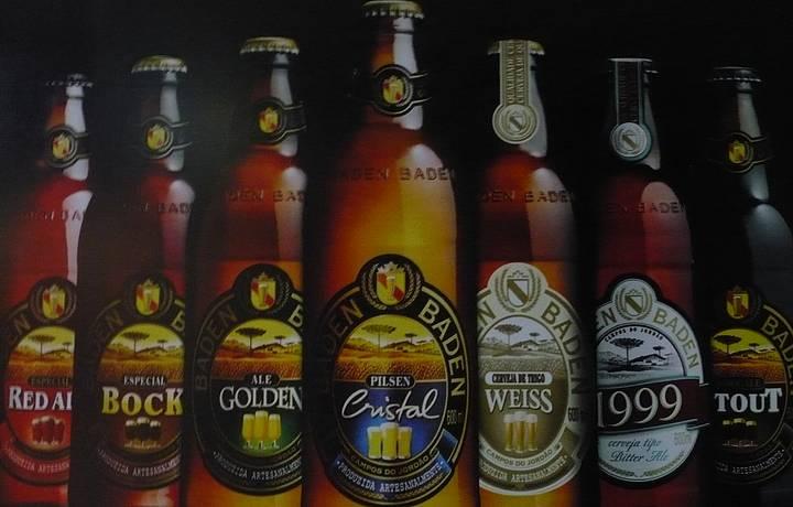 Cervejas de Campos. Deliciosas!