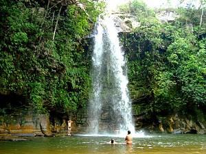 Cachoeira Quinta do Abade