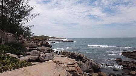 Praia Reserva de Itapebussus - Caminhada de 30 minutos até as praias