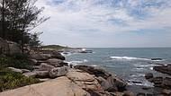 Caminhada de 30 minutos até as praias