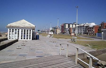 Praia de Manhã