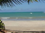 Perfeita visão do restaurante Hibiscus a beira da praia. Lindo!