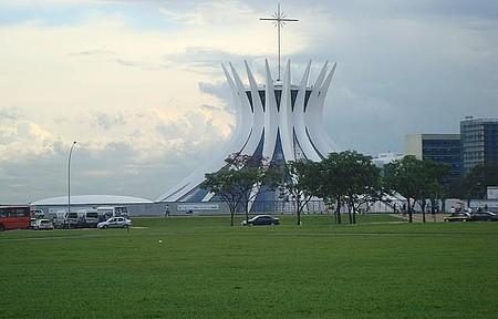 Catedral de Brasila - Lindo e Original Monumento