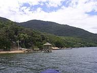 Ponto na Costa da Lagoa