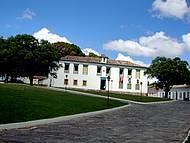 Antiga Casa de Câmara e Cadeia.