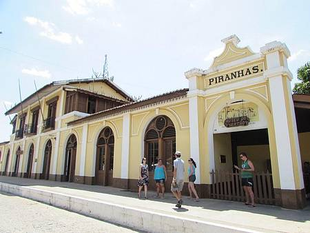 Cidade de Piranhas - Museu do Sertão