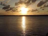 Pôr do Sol - Praia do Jacaré