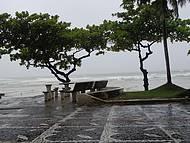Faça chuva ou faça sol...praia do Tombo linda d++...!!!