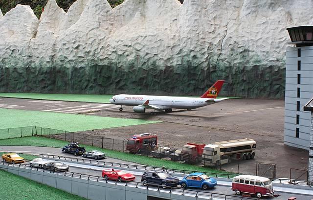 R�plica de um aeroporto