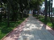 Praça da República, Área Central