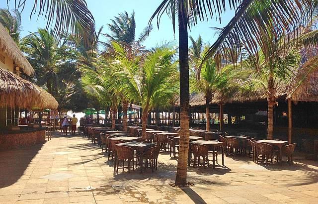 Croccobeach - a melhor barrada na Praia do Futuro em Fortaleza !