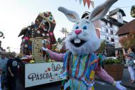 Cores e alegria na Páscoa em Gramado