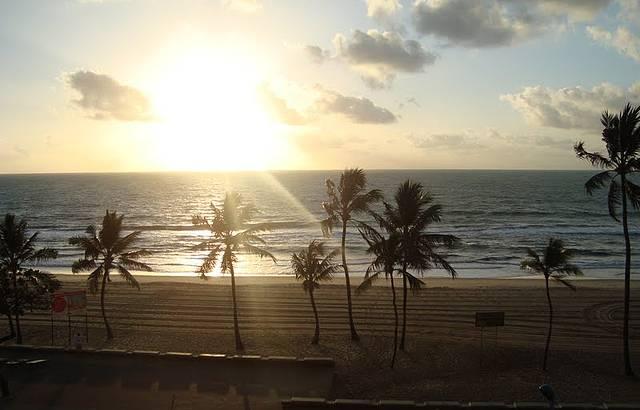 Um belo amanhecer!