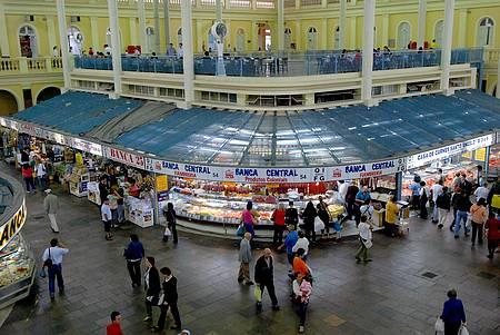 Mercado Público - Bancas oferecem produtos diversos - entre eles, a erva mate